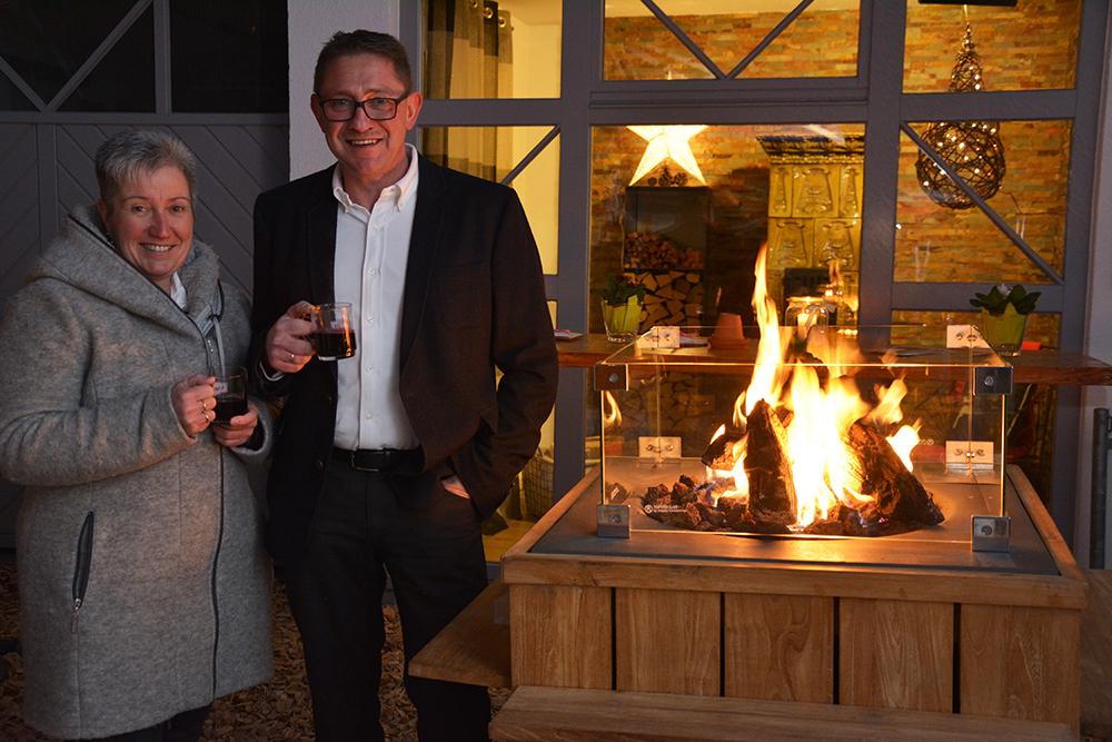 Petra und Frank Gehring - die Ofenmacherei